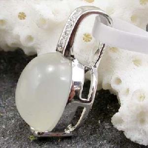 sterling silver moonstone pendant amethyst ring olivine earring sapphire bracelet