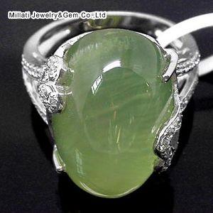 sterling silver prehnite ring jadeite mix gem stone garnet bracelet earring