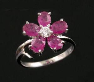 sterling silver ruby ring olivine pendant amethyst blue topaz earring prehnite rin