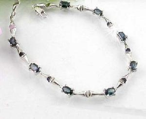 sterling silvernatural sapphire bracelet moonstone ruby agate ring earring