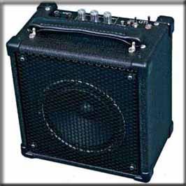 kldguitar 5w attenuator practice tube guitar combo