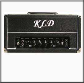 kldguitar 5w studio recording tube guitar head
