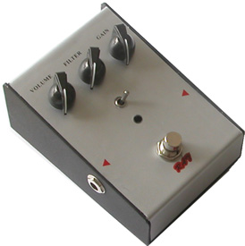 forgot tone distortion kldguitar rat pedal