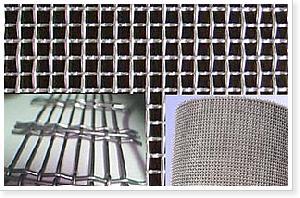 4mesh square wire mesh