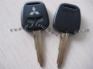 mitsubishi remote key shell mit 11r 2button