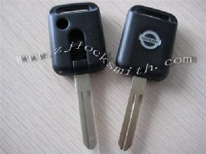 nissan 2 3buttom remote key shell
