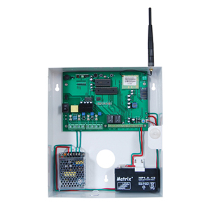 scada gsm acquisition system alarm