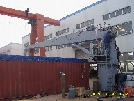 deck crane marine