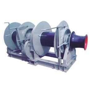 electric mooring winch hydraulic