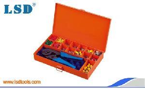 lsc8 16 4th adjusting crimper terminal tool kits