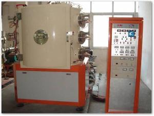chrome coating machine metal
