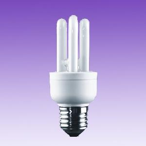 3u shape energy saving light