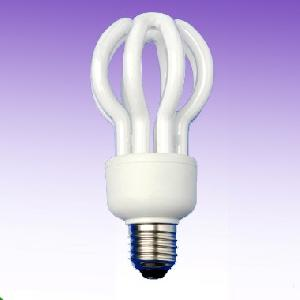 cfl lotus energy saving lamp