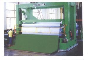 frame overfeed rewinder paper pulp pulper refiner cutter screen