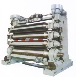 fixed crown soft calender paper cutter machinery preparation screen refiner pulper pul