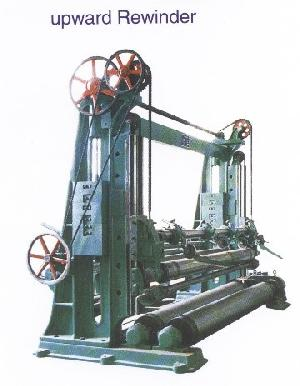 wjk 3200 frame overfeed rewinder paper pulp pulper cutter screen refiner thicke