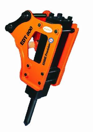 excavator attachment hydraulic breaker hammer