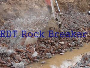 hydraulic breaker earthmoving equipment