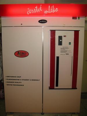 milkbot milk vending machine