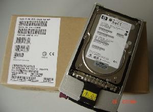 hp compaq 286714 b22 server hard drive 72 8gb 10000rpm