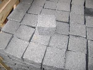 g654 paving stone padang dark granite pavment