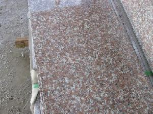 g687 peach granite slabs tiles