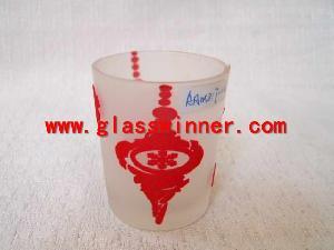 xmas glass