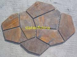 crazy paving slate culture stone cultural slateofchina