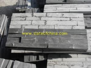 culture slate wall cladding ledges stone slateofchina