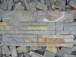 stacked stone panel slateofchina