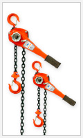 lever hoist block manufacturer