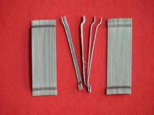 rows steel fiber