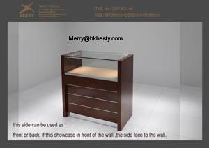 jewelry display showcase store