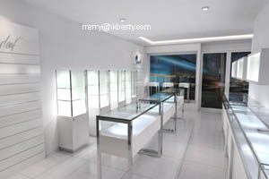 520 jewelry display counters showcases