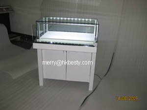 wholesale display cases jewelry showcases