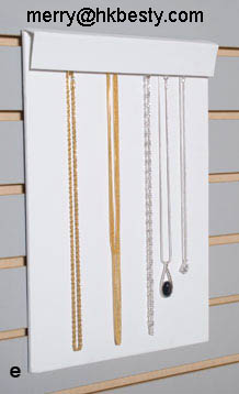 wholesale neck form necklace display import