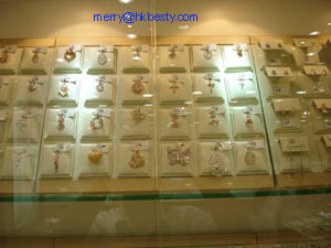 wholesale rings display stands showcases counter jewelry
