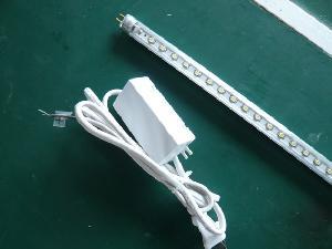 smd led t5 tubo aluminio y de pl�stico