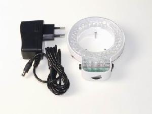 yk s64t lylight led ring lamp microscope illumination