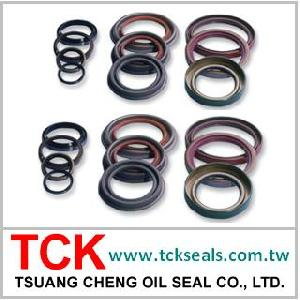 Wiper Seal Hydraulic Flange Seals - page 1 - Products Photo