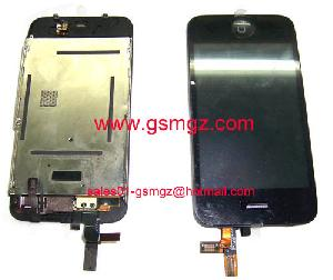iphone 3g lcd touchpad 3gs ringer speaker charging flex module