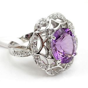 sterling silver amethyst ring blue topaz garnet earring pendant necklace