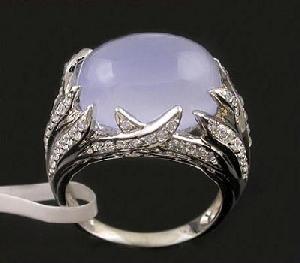 sterling silver chalcedony ring prehnite tourmaline bracelet pendant necklace