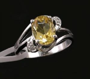 sterling silver citrine ring prehnite olivine pendant garnet tourmaline