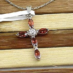 sterling silver garnet pendant blue topaz ring olivine sapphire earring