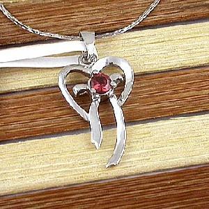 sterling silver garnet pendant tourmaline citrine amethyst ring earring bracelet