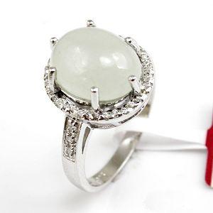 sterling silver jadeite ring tourmaline agate citrine bracelet chalcedony ear