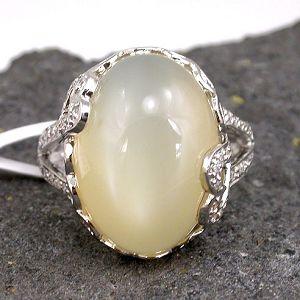 sterling silver moonstone ring olivine bracelet tourmaline citrine earring pen