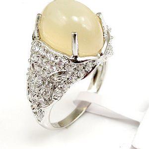 sterling silver moonstone ring olivine garnet tourmaline pendant bracelet