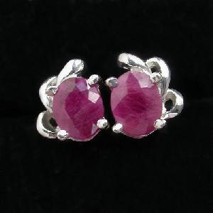 sterling silver ruby earring sapphire garnet ring cz jewelry olivine pendant